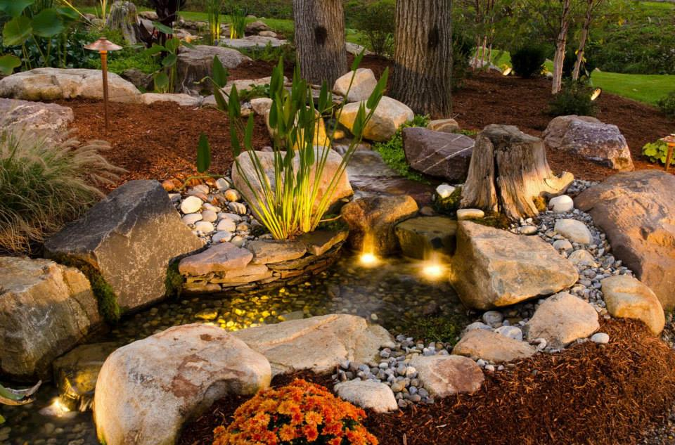 Led Pond Lighting Installation Pricing Serving Hamden New Haven County Connecticut Ct Southern Central Areas
