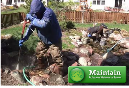 Hamden/New Haven County Connecticut Pond Cleaning contractors
